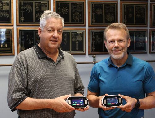 Dialed in: Zionsville company's touchscreen medical device receives FDA approval