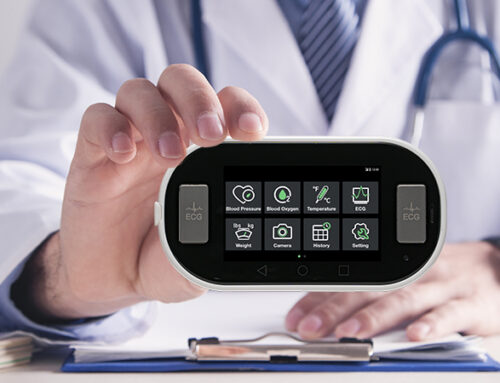 Doctor in Your Pocket: FDA clears cell phone-size vital-measuring device